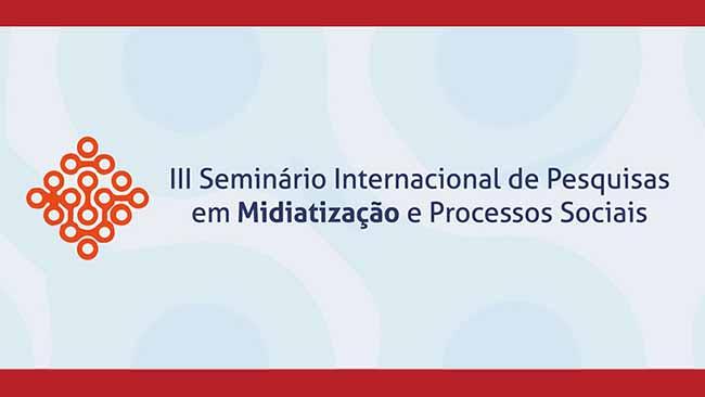 2019 sem midi interna - Seminário Internacional de Pesquisas em Midiatização em São Leopoldo