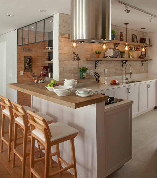 3 projetos de cozinha com bricks3 - 3 projetos de cozinha com bricks