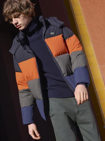 360481 878859 009 lacoste fw18 menswear look book web  - Lacoste lança terceira parte do seu Outono/Inverno 2018-19