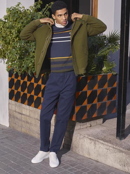 360481 878865 023 lacoste fw18 menswear look book web  - Lacoste lança terceira parte do seu Outono/Inverno 2018-19
