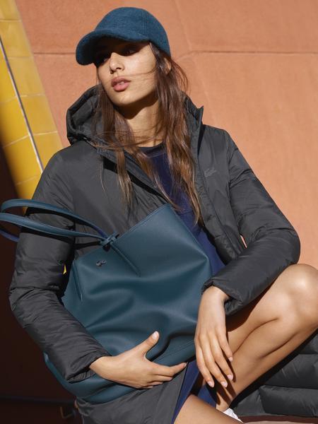 360481 878870 019 lacoste fw18 womenswear look book web  - Lacoste lança terceira parte do seu Outono/Inverno 2018-19