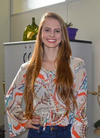 7 Letícia Caberlon - Confira as candidatas ao concurso das soberanas da 14º FenaVindima