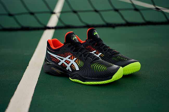 ASICS COURT FF 2 - ASICS lança nova versão do tênis COURT FF 2