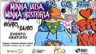 Albano Hartz Minha Vida Minha Historia Site MPNH 650x400 80 390x220 - Grafite, arte e muita história são temas de exposição no Espaço Cultural Albano Hartz