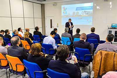 Aliança para inovação Porto Alegre 1 - Pacto Alegre define propostas de projetos ao Ambiente de Negócios