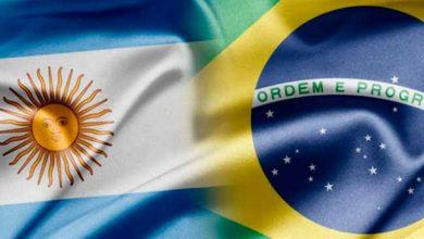 Argentina e Brasil 390x220 - Crise na Argentina puxa queda no comércio brasileiro
