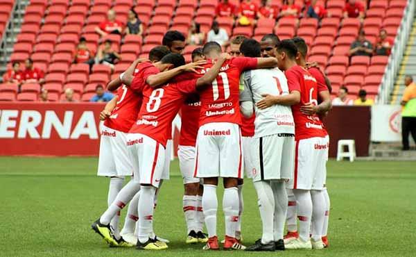 Aspirantes Inter estreia contra o Bahia - Campeonato Brasileiro de Aspirantes: Inter estreia contra o Bahia