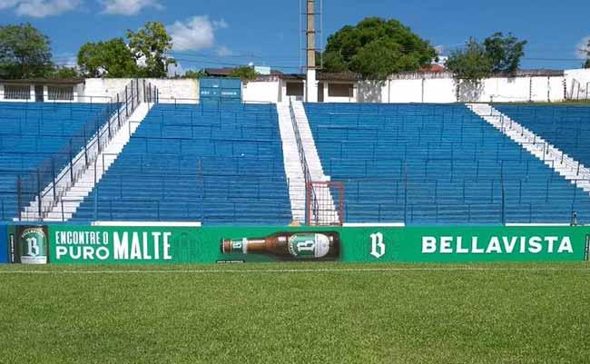 BellavistanoEstadio - Bellavista marcou presença no Gauchão 2019