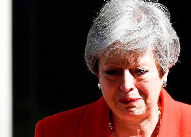 Brexit  - Theresa May anuncia que vai renunciar
