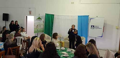Café Mulheres Inspiradoras 1 - ACIST-SL e ASSEMPLIFE promoveram terceira edição do Café Mulheres Inspiradoras