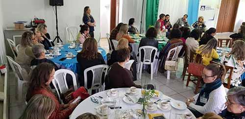 Café Mulheres Inspiradoras 2 - ACIST-SL e ASSEMPLIFE promoveram terceira edição do Café Mulheres Inspiradoras