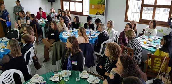 Café Mulheres Inspiradoras 3 - ACIST-SL e ASSEMPLIFE promoveram terceira edição do Café Mulheres Inspiradoras