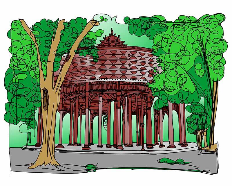 Caixa dAgua - Patrimônio de Pelotas será representado na Fenadoce 2019 com arte e tecnologia