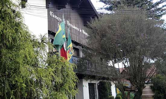 Camara de veredadores de gramado - Câmara Municipal rejeita pedido de impeachment do prefeito de Gramado