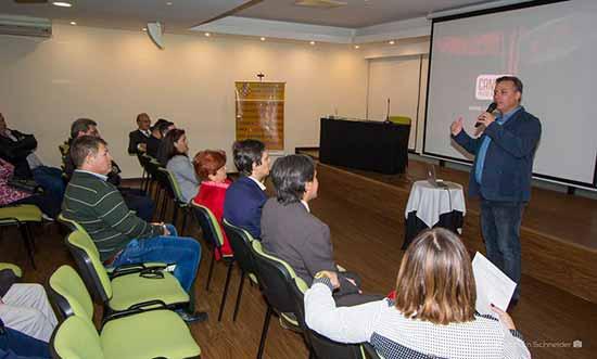 Canela participa da Missão Internacional a 3 - Canela participa da Missão Internacional Brasil/Uruguai