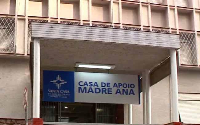 Casa de Apoio Madre Ana - Casa de Apoio Madre Ana em Porto Alegre celebra três anos
