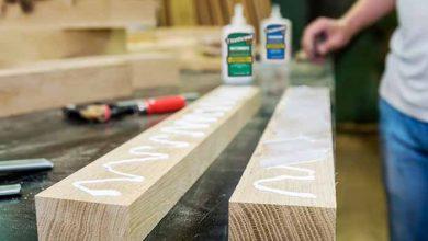 Cola titebond grossl colas madeira 390x220 - Acerte na escolha da cola ideal para cada projeto de marcenaria