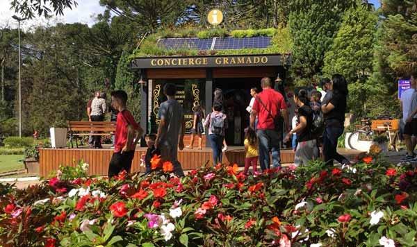 Concierge Lago Nego - Gramado inova com modelo de espaço urbano que atende turistas e moradores