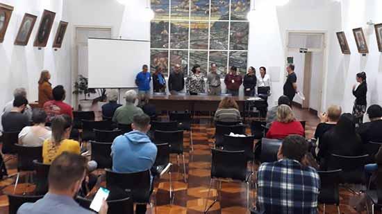 Conselho Municipal de Saúde tem nova diretoria - Assume nova diretoria do Conselho Municipal de Saúde de São Leopoldo