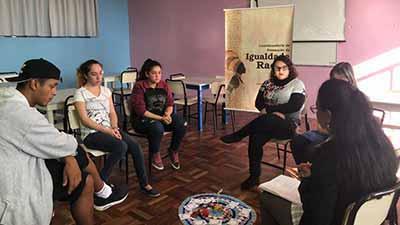 Coordenadoria da Igualdade - Coordenadoria da Igualdade Étnico-Racial de Caxias lança projeto Juventude, Viva!