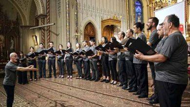 Coro Municipal de Caxias do Sul 390x220 - Coro Municipal de Caxias do Sul abre inscrições para novos cantores