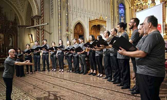 Coro Municipal de Caxias do Sul - Coro Municipal de Caxias do Sul abre inscrições para novos cantores