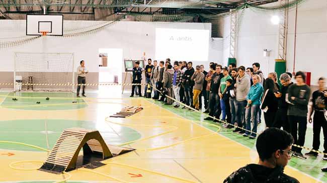 Edição passada do evento 1 - Exposição de carros elétricos em Balneário Camboriú