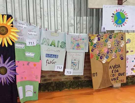 Escola 1º de Maio 1 - Escola 1º de Maio promove debate com pais em Farroupilha