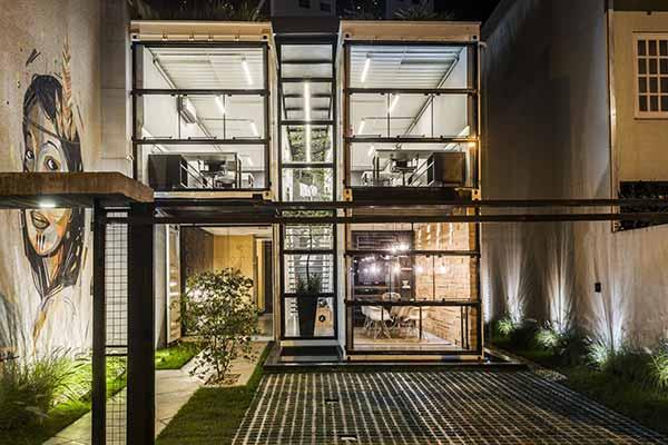 Escritório Rodrigo Kirck - Arquiteto premiado internacionalmente palestra na UniAvan
