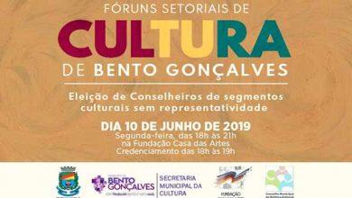 FÓRUNS SETORIAIS DE CULTURA 390x220 - Fóruns Setoriais de Cultura em Bento Gonçalves já tem data