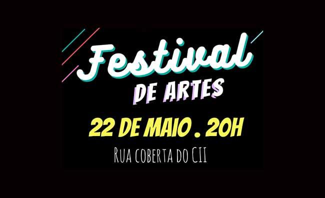 Festival das Artes na Feevale - Festival das Artes acontece dia 22 de maio na Feevale
