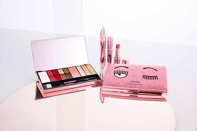 Flirting Palette4 - Lancôme e Chiara Ferragni lançam coleção de maquiagem