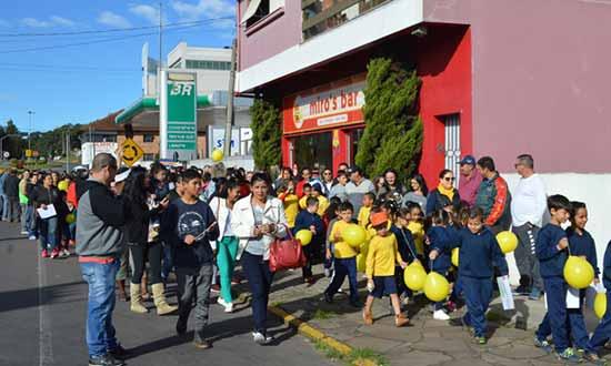 Flores da Cunha fim de semana 2 - Eventos agitam final de semana em Flores da Cunha