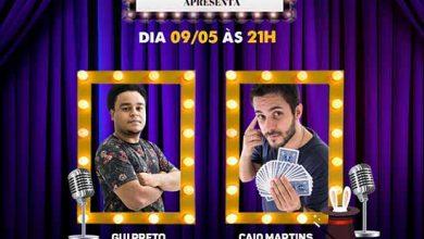 Flyer show comédia 390x220 - Didge Comedy Nigh traz stand-up paulista nesta quinta-feira em Balneário Camboriú