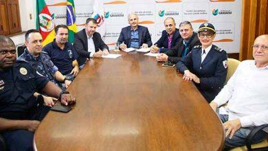 GMs gravatai 390x220 - Guarda Municipal de Gravataí vai formar agentes das cidades de Tramandaí e Imbé