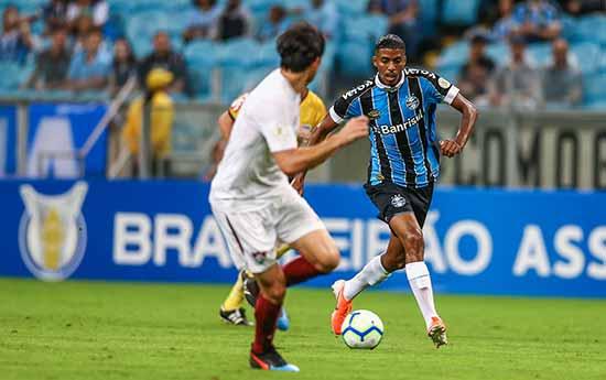 Grêmio toma 5 gols na Arena - Grêmio toma 5 gols na Arena e é derrotado pelo Fluminense