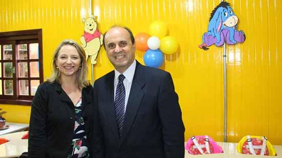 Gramado inaugura Escola de Educação Infantil Tia Alice 1 - Inaugurada Escola de Educação Infantil Tia Alice em Gramado