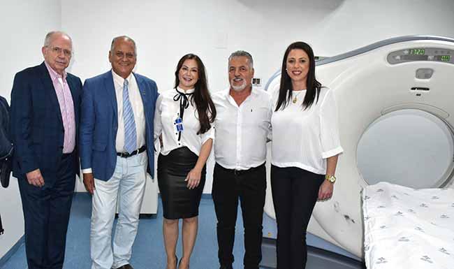 Hospital de Santo Antônio da Patrulha Tomógrafo SAP Crédito Carlos Saldanha - Hospital de Santo Antônio da Patrulha inaugura serviço de tomografia