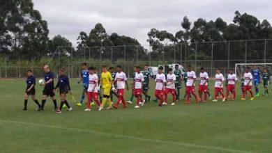 Inter Sub 15 atropela o Palmeiras 390x220 - Inter Sub-15 atropela o Palmeiras e vai às quartas de final da Copa Nike