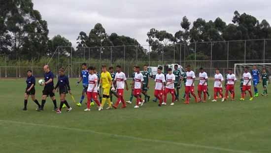 Inter Sub 15 atropela o Palmeiras - Inter Sub-15 atropela o Palmeiras e vai às quartas de final da Copa Nike