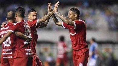 Inter em Belém do Pará 3 390x220 - Inter derrota Paysandu em Belém e segue às quartas da Copa do Brasil