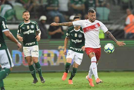 Inter superado pelo Palmeiras em São Paulo 4 - Inter é derrotado pelo Palmeiras em São Paulo