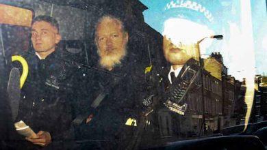 Julian Assange 390x220 - Assange é condenado a 50 semanas de prisão no Reino Unido
