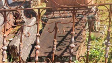 Lápide combatentes dos Muckers Sapiranga 2 390x220 - Arte funerária na região de imigração alemã é tema de exposição