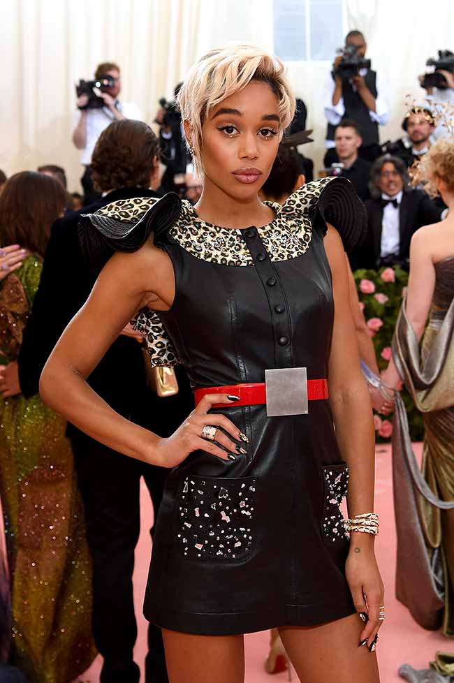 LAURA HARRIER - BVLGARI no Met Gala 2019