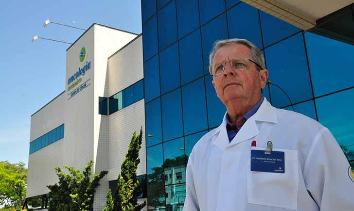 Oncologia Centenário dr Adalberto - São Leopoldo não tem fila de espera para tratamento do câncer