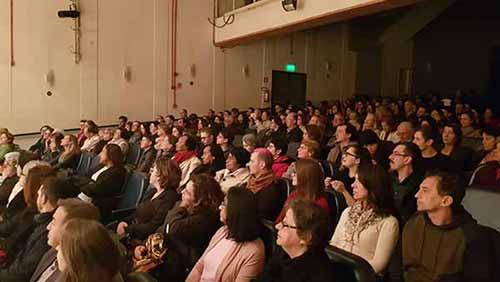 Orquestra Municipal de Sopros Caxias do Sul 2 - Orquestra de Sopros atrai mais de 300 pessoas em Caxias do Sul