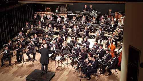 Orquestra Municipal de Sopros Caxias do Sul 3 - Orquestra de Sopros atrai mais de 300 pessoas em Caxias do Sul