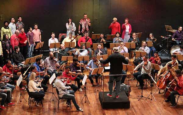 Orquestra Sinfônica da UCS - Orquestra Sinfônica da UCS apresenta neste domingo o espetáculo Tropicália