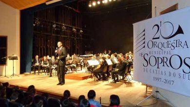 """Orquestra municipal de sopros de Caxias do Sul 390x220 - Caxias: Orquestra Municipal de Sopros promove concerto """"Essential Dances"""""""